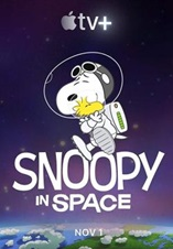Snoopy Nello Spazio