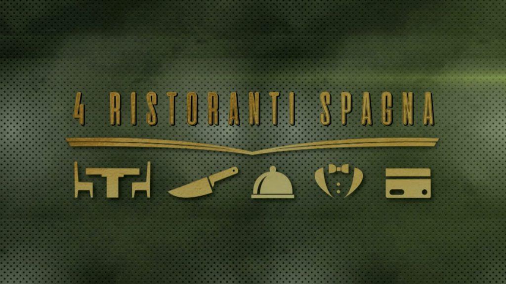 4 ristoranti Spagna